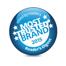 Most Trusted Brand 2015