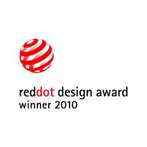 red dot design award 2010, Essen