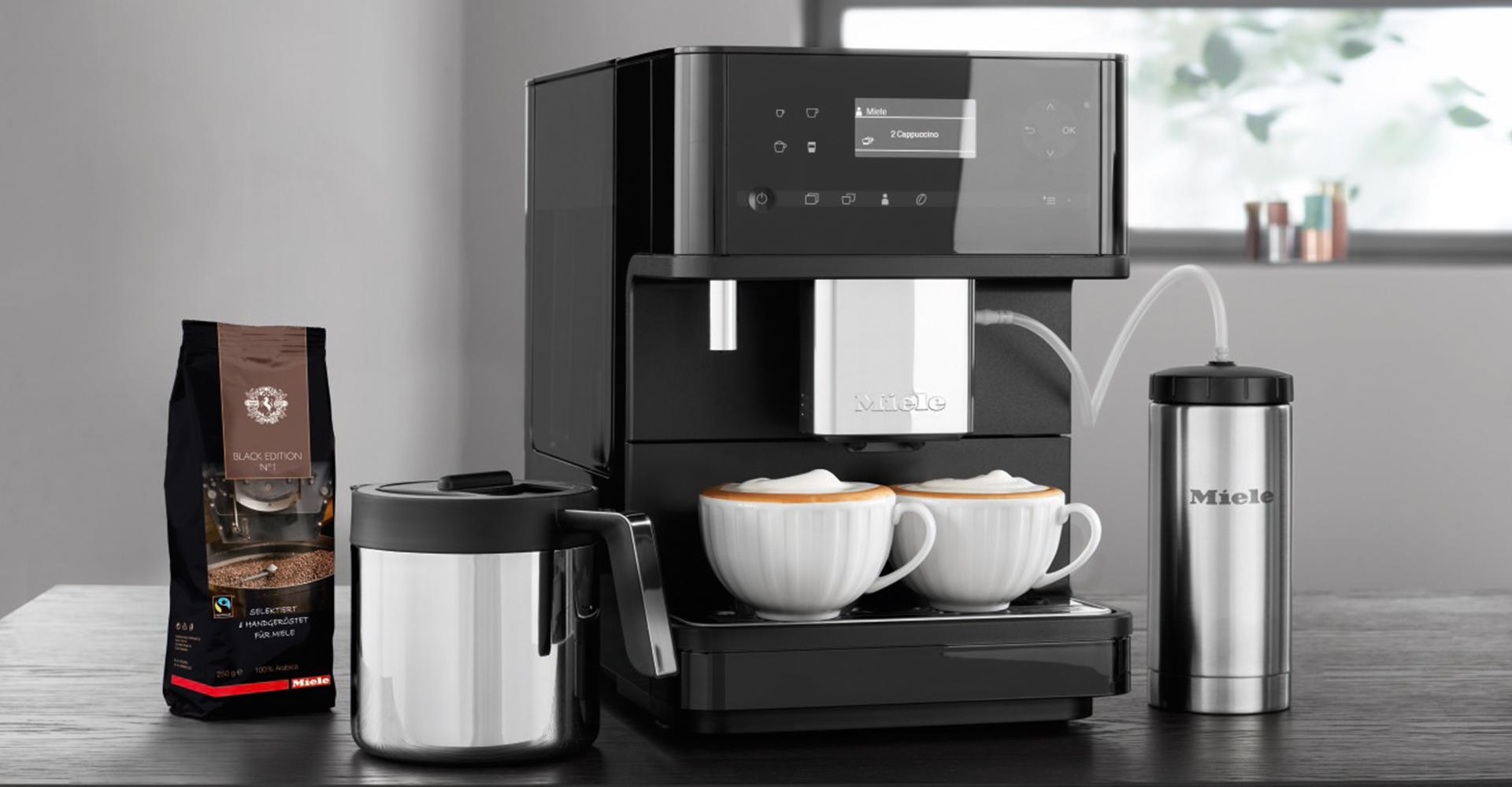 miele cm6 kaffeevollautomat miele. Black Bedroom Furniture Sets. Home Design Ideas