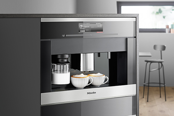 miele cm6 kaffeevollautomat miele. Black Bedroom Furniture Sets. Home Design Ideas