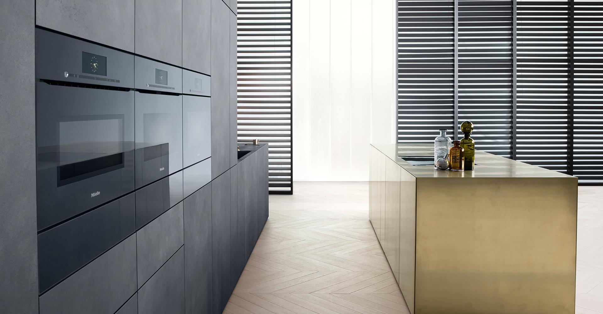 artline einbauger te mit touch2open miele. Black Bedroom Furniture Sets. Home Design Ideas