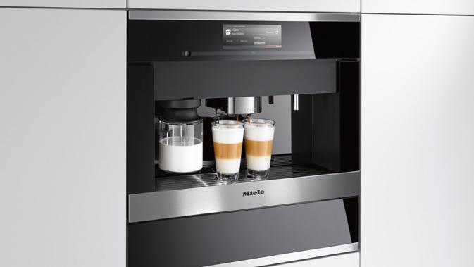 Einbaukaffeevollautomaten  Pressemitteilungen