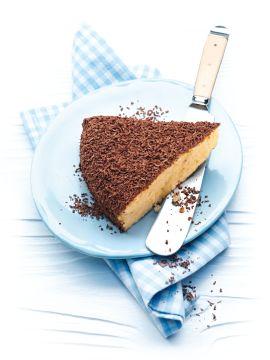 Mandel Ricotta Kuchen Mit Zartbitterschokolade Rezeptsuche