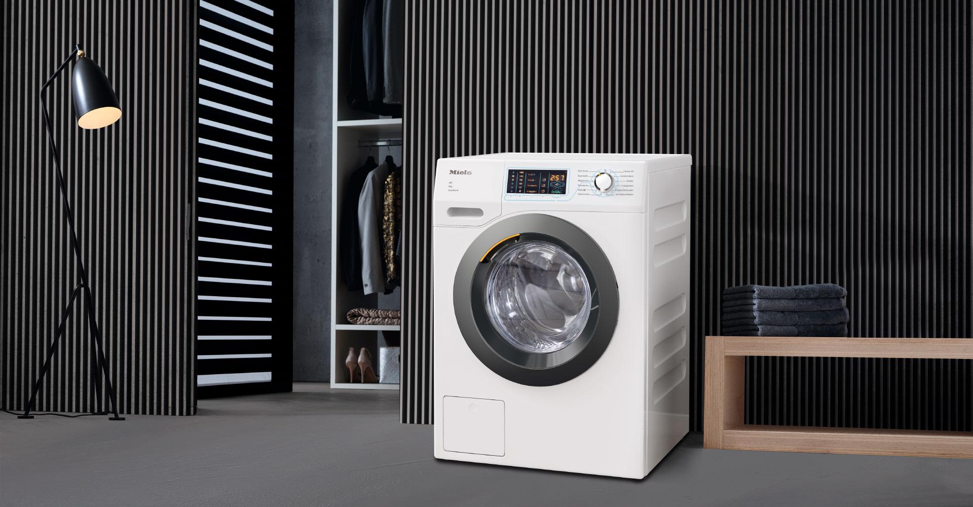 Waschmaschine guideline » miele