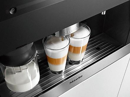 Einbaukaffeevollautomaten  Miele Einbau-Kaffeevollautomaten
