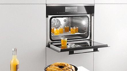 Dampfgarer Küche | Miele Dampfgarer Mit Backofenfunktion