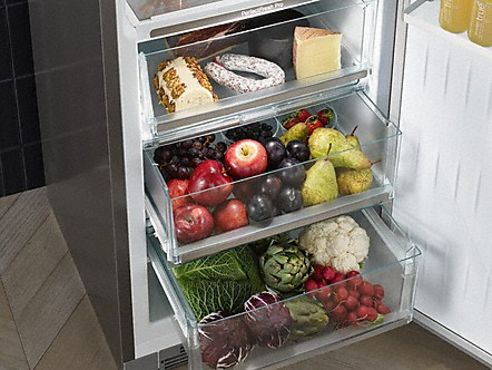 Mini Kühlschrank Einbau : Miele kühlschränke