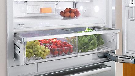 Aufbau Kühlschrank Qualität : Miele kühlschränke