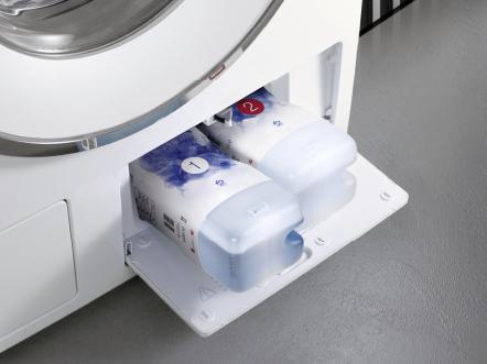 Waschtrockner Rot : Miele waschtrockner