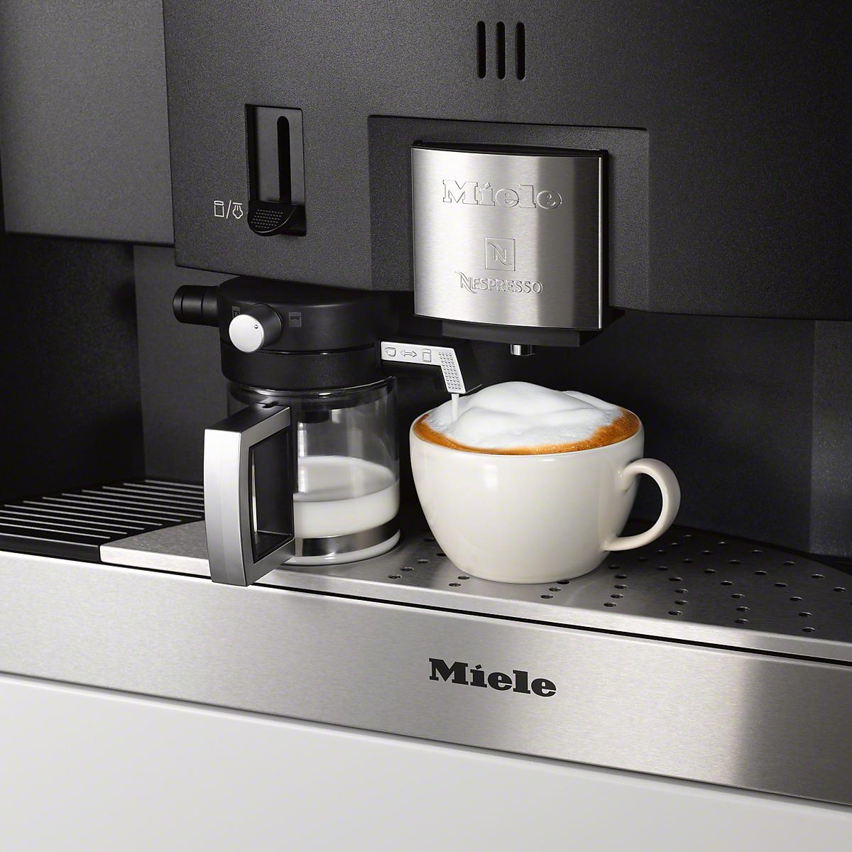 Miele ger teausstattung cvc cappuccinatore for Miele de service
