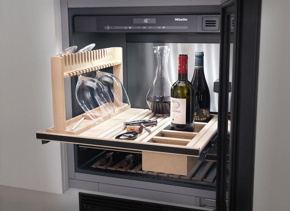Miele KWT 6312 UGS Unterbau-Weintemperierschrank