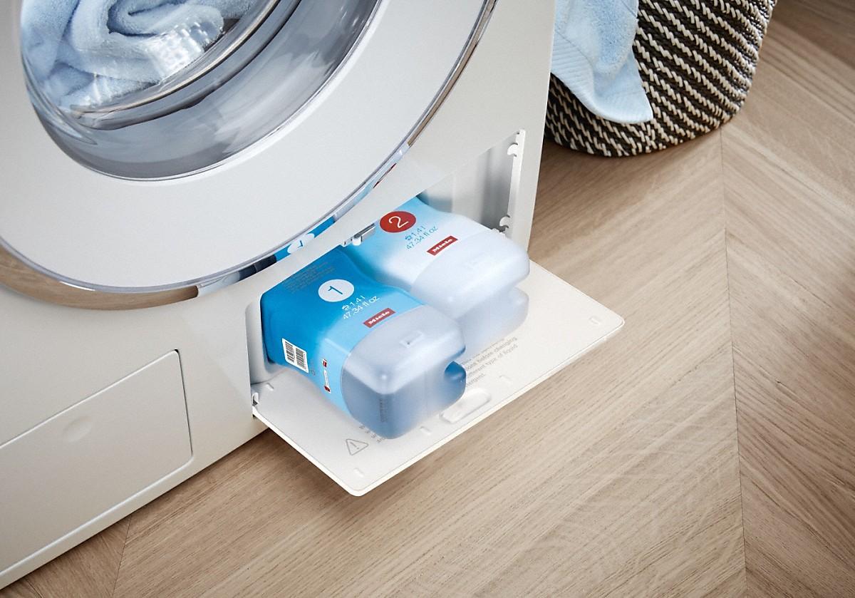Miele wwi660 wps tdos xl&wifi w1 waschmaschine frontlader