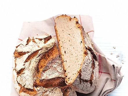 Brot aus dem Miele Einbauherd mit Klimagaren