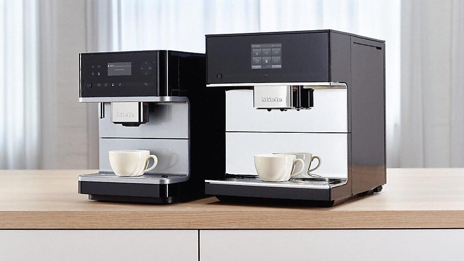 Miele Stand-Kaffeevollautomaten | {Kaffeevollautomaten 41}