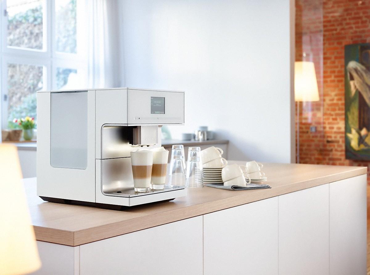 miele cm 7500 stand kaffeevollautomat. Black Bedroom Furniture Sets. Home Design Ideas