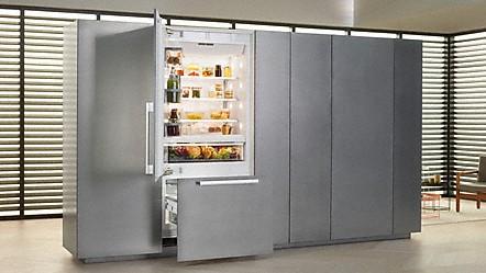 Kühlschrank Xxl Schwarz : Miele kühl gefrierkombinationen