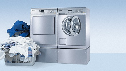 miele professional waschmaschinen trockner mangeln. Black Bedroom Furniture Sets. Home Design Ideas