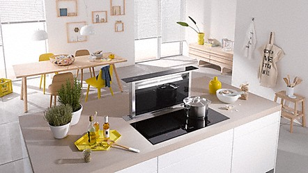 Kitchen Extractor Fan For Island