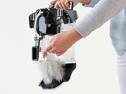 click2open bodenstaubsauger ohne beutel. Black Bedroom Furniture Sets. Home Design Ideas