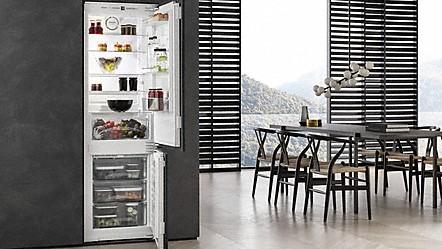 Miele Amerikanischer Kühlschrank : Miele kühl gefrierkombinationen