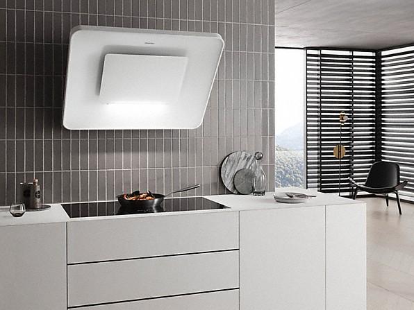 Dunstabzugshaube abluft wärmerückgewinnung lüftung in der küche