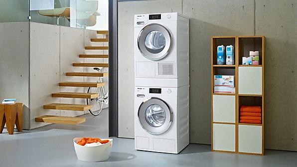 Miele waschmaschinen trockner und bügelgeräte