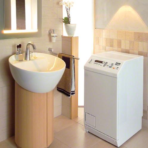 Miele W 695 F WPM Waschmaschine Toplader
