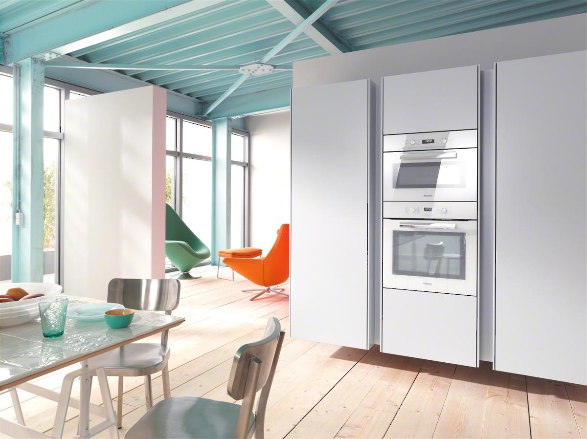 miele herde und back fen h 2661 1 bp backofen. Black Bedroom Furniture Sets. Home Design Ideas