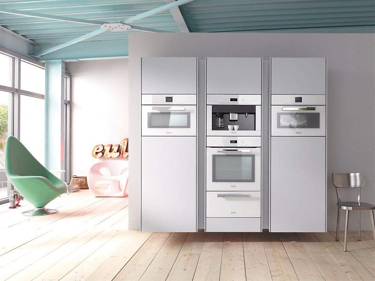 Ikea Kitchen Miele Appliances