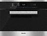DGC 6400 Dampfgarer mit Backofenfunktion