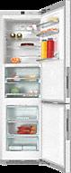 Alle Stand-Kühl-Gefrierkombinationen