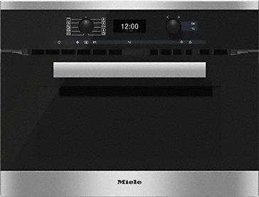 miele h 6400 bm backofen mit mikrowelle. Black Bedroom Furniture Sets. Home Design Ideas