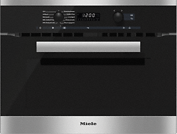 miele h 6200 bm backofen mit mikrowelle. Black Bedroom Furniture Sets. Home Design Ideas