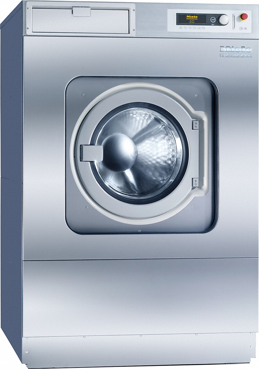 Miele pw 6241 g waschmaschine gasbeheizt for Machine a laver semi professionnelle