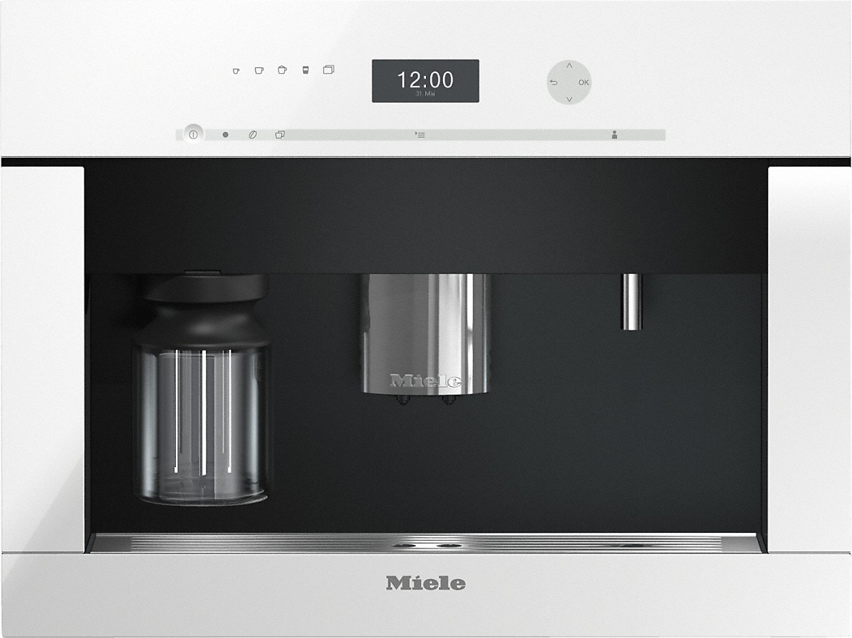 miele cva 6401 einbau kaffeevollautomat. Black Bedroom Furniture Sets. Home Design Ideas
