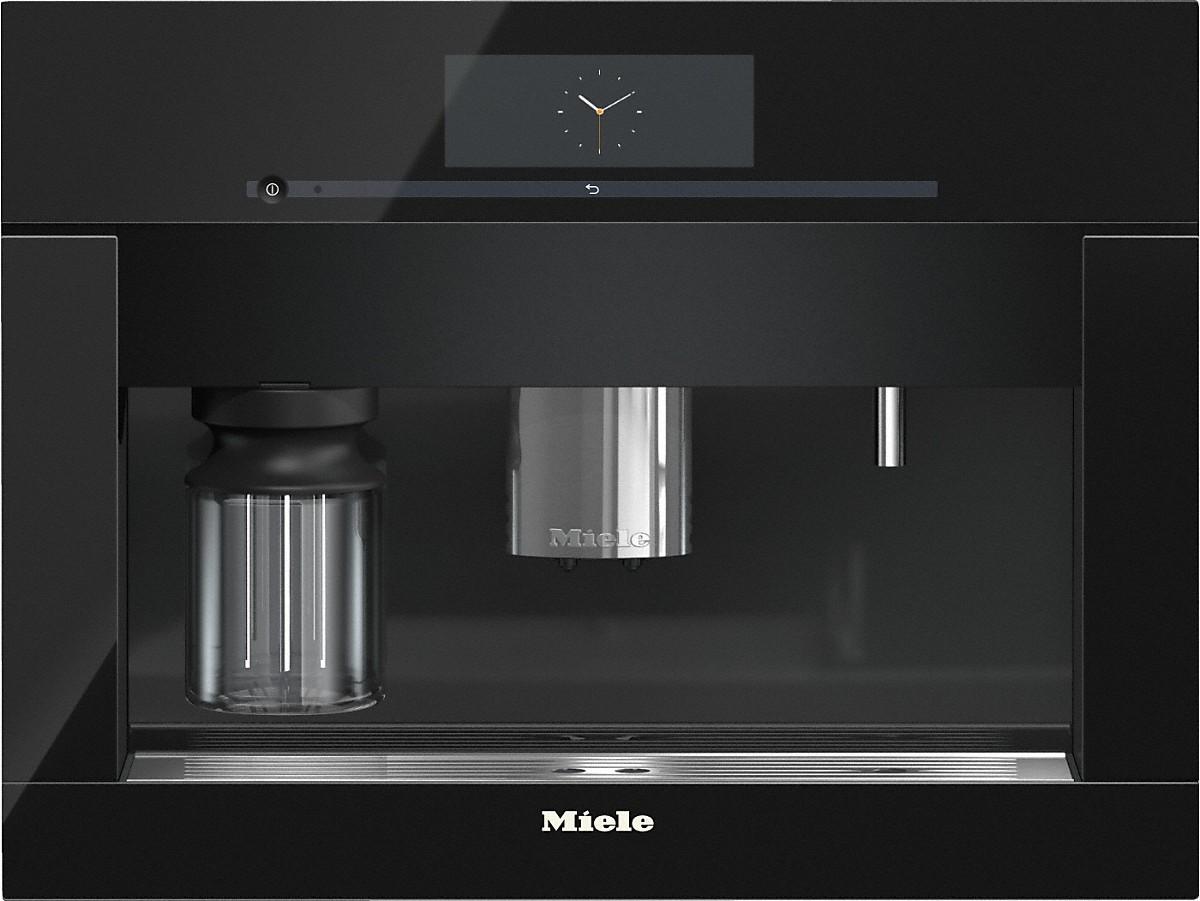 cva 6805 einbau kaffeevollautomat mit bohnensystem der miele. Black Bedroom Furniture Sets. Home Design Ideas