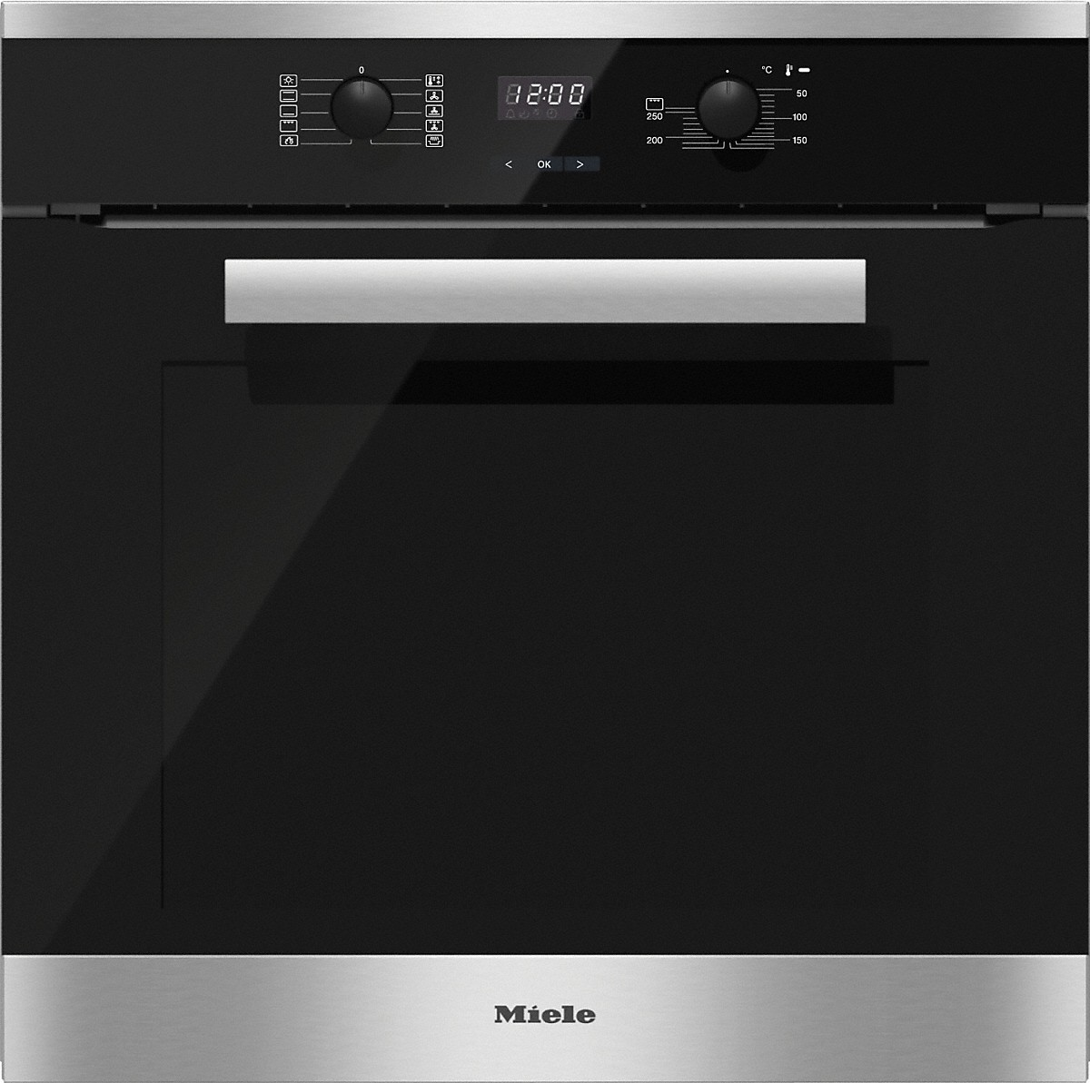 Miele Double Wall Oven Miele Herde und Backöfen | H 2661-1 BP Backofen