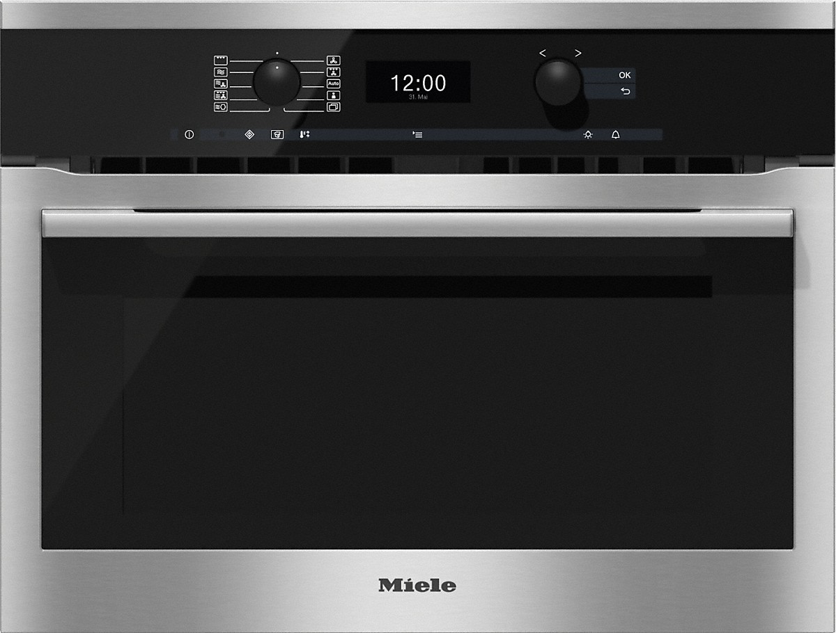miele h 6300 bm backofen mit mikrowelle. Black Bedroom Furniture Sets. Home Design Ideas