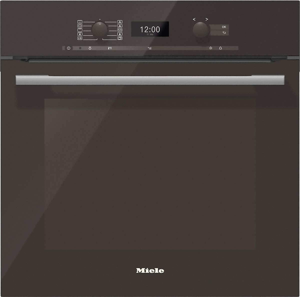 miele herde und back fen h 6360 b backofen. Black Bedroom Furniture Sets. Home Design Ideas