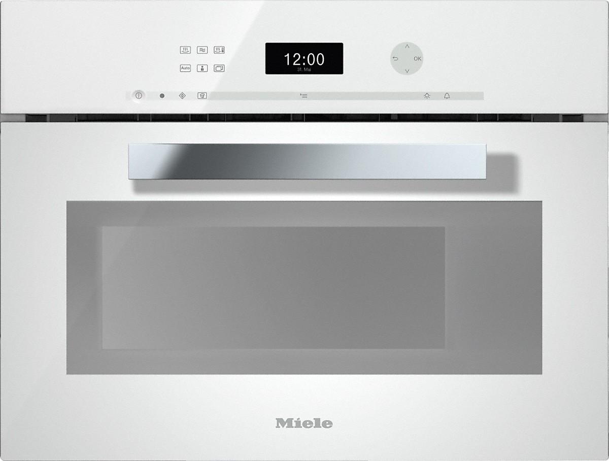 miele dampfgarer dgm 6401 dampfgarer mit mikrowelle. Black Bedroom Furniture Sets. Home Design Ideas