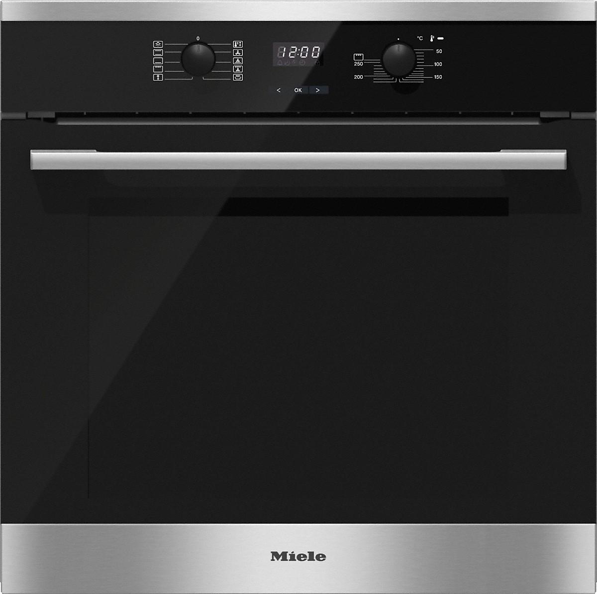 Geschirrspülmaschine Miele Preis = miele h 2561 b backofen