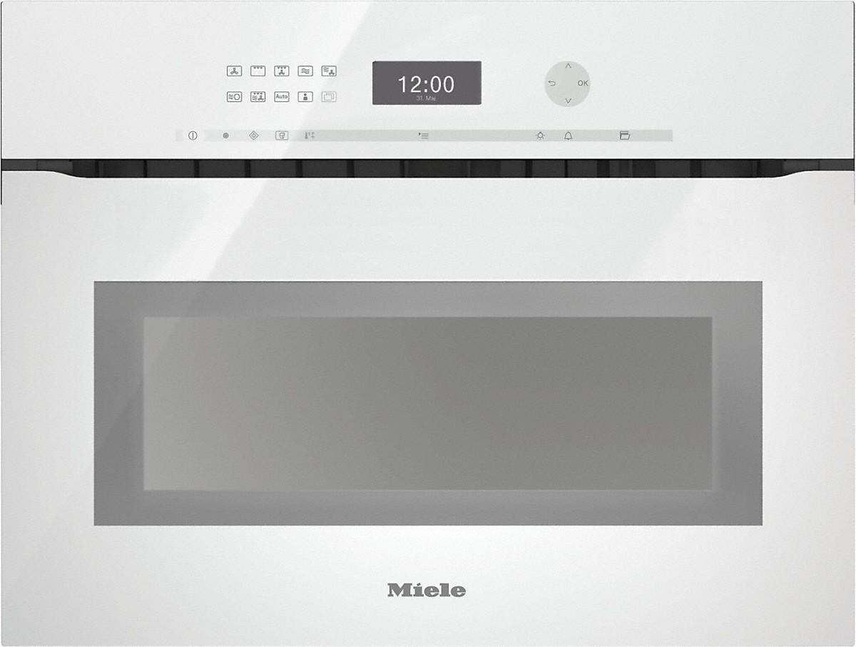 Miele H 6401 BMX Griffloser Backofen mit Mikrowelle