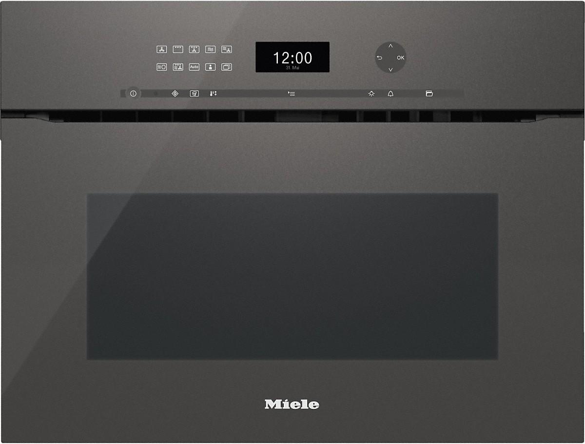 miele h 6401 bmx griffloser backofen mit mikrowelle. Black Bedroom Furniture Sets. Home Design Ideas
