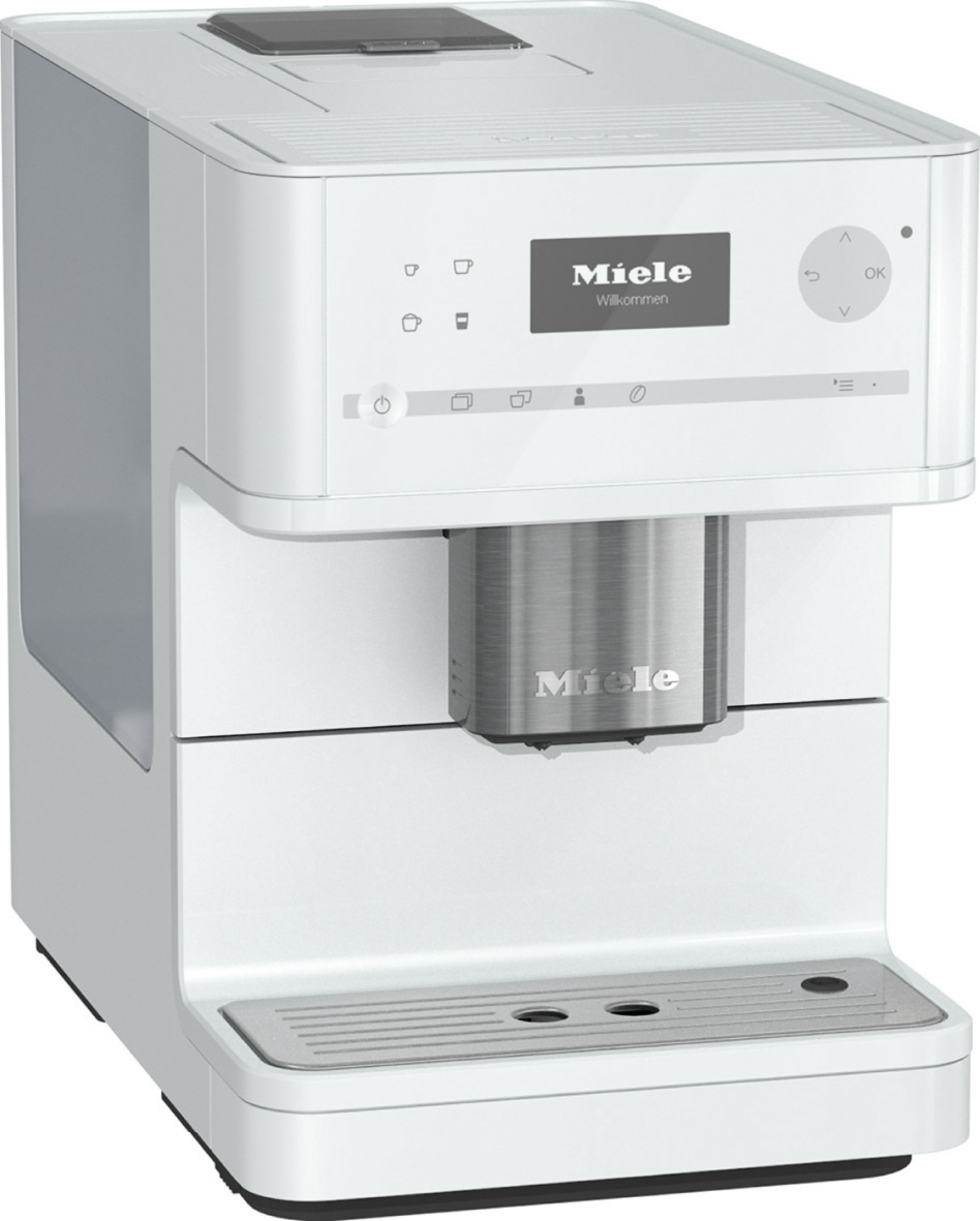 miele cm 6150 stand kaffeevollautomat. Black Bedroom Furniture Sets. Home Design Ideas
