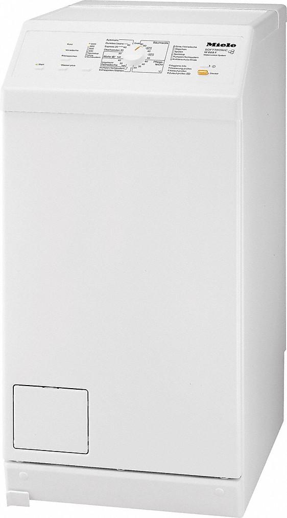 Miele W 668 F WCS Waschmaschine Toplader