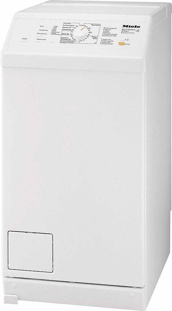 Miele W 668 F WPM Waschmaschine Toplader