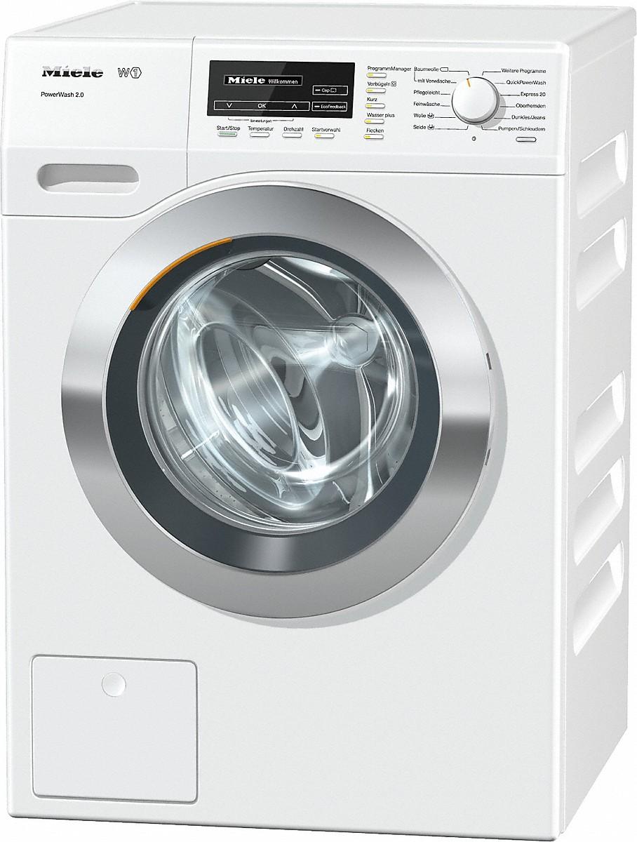 miele wkf131 wps pwash 2 0 w1 waschmaschine frontlader. Black Bedroom Furniture Sets. Home Design Ideas