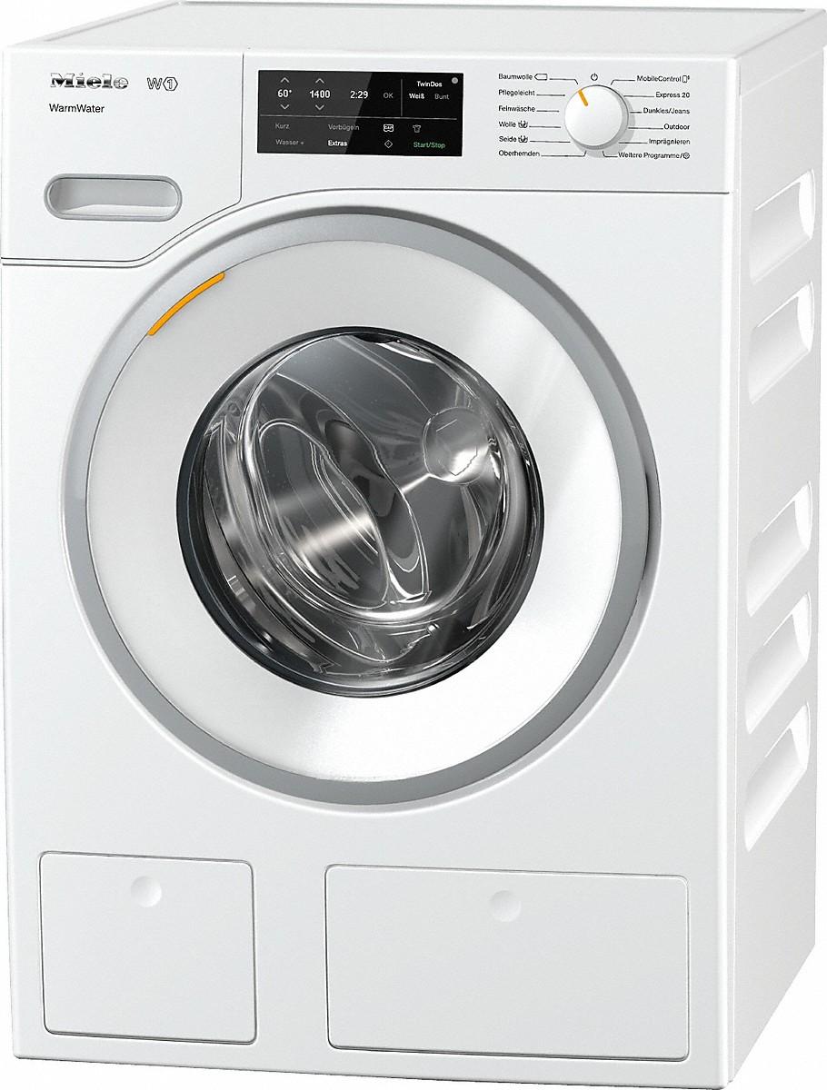 miele wwe860 wps tdos wifi warmwater w1 waschmaschine. Black Bedroom Furniture Sets. Home Design Ideas