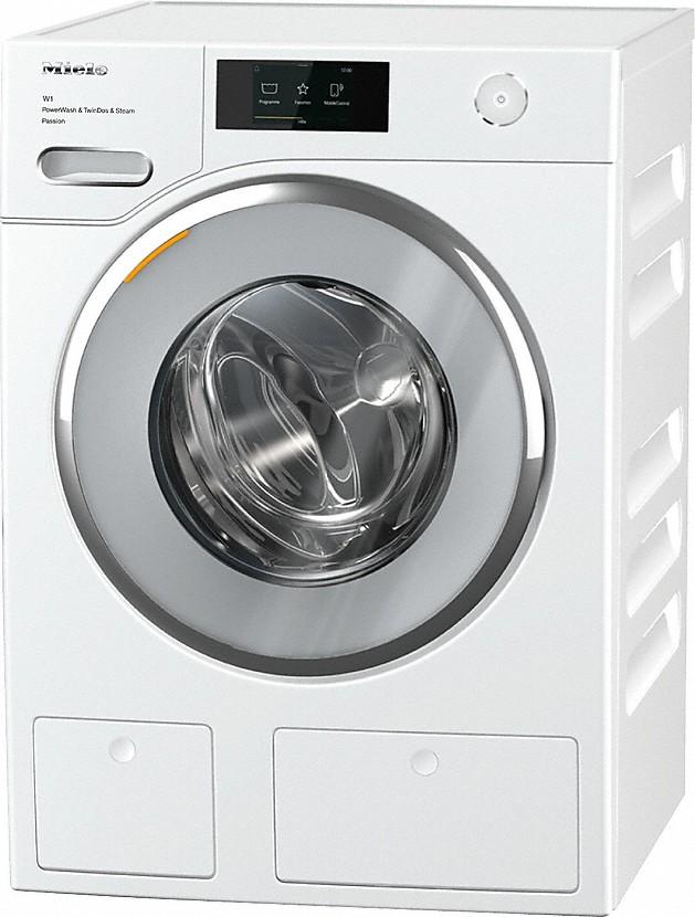 miele wwv980 wps passion w1 waschmaschine frontlader. Black Bedroom Furniture Sets. Home Design Ideas